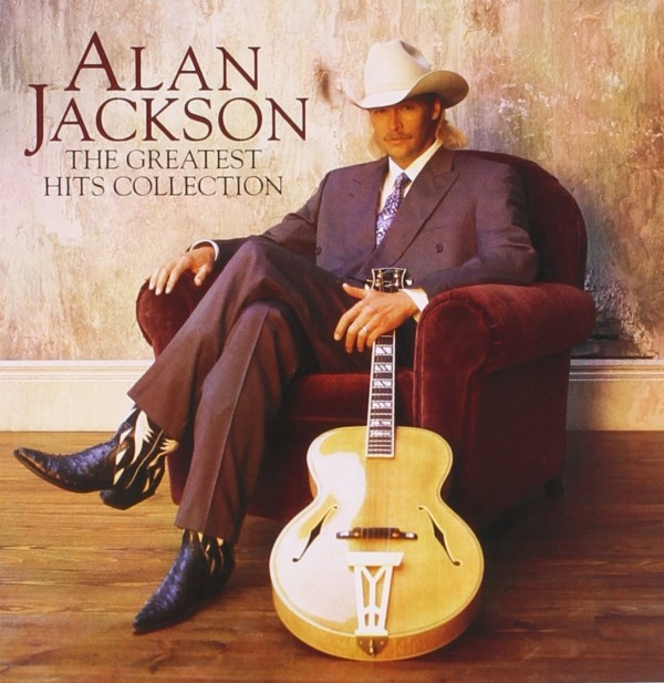 The Greatest Hits Collection - Alan Jackson
