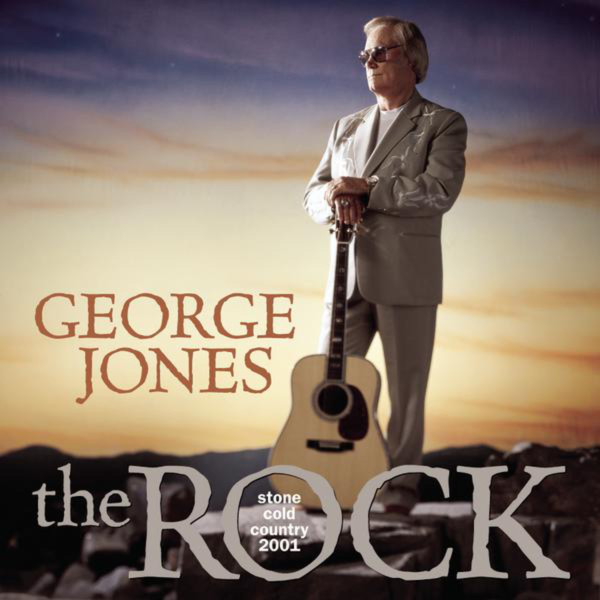 The Rock:  Stone Cold Country 2001 - George Jones